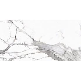 GRES CALACATTA WHITE SATYNA  1197x597x8 (1,43)