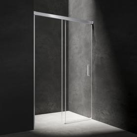 SOHO drzwi prysznicowe pszesuwne, 120cm, chrom/transparentny      CLP12XCRTR