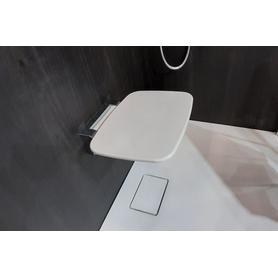 Siedzisko prysznicowe składane Seduro  DOAC.1501WH