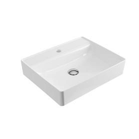 Rima 2.0 umywalka N/B 50x40 Biała  CEEX.4901.500.WH