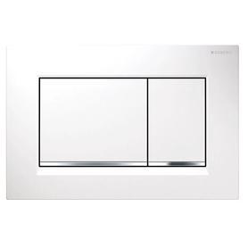 Sigma 30 przycisk spłukujący biały 115.883.KJ.1