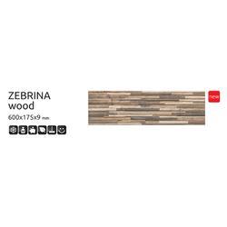 KAMIEŃ ZEBRINA WOOD 600x175x9 (0,84m2.)