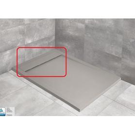 Klapka do brodzika TEOS 80  cemento HT80-74