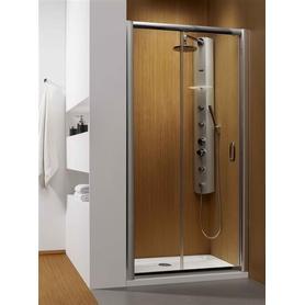 Premium Plus DWJ Drzwi 100 Chrom/Przejrzyste 33303-01-01N Na Miarę