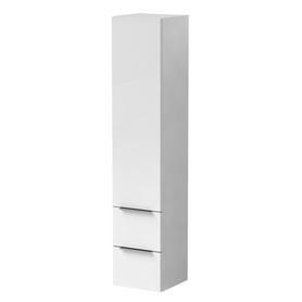 OMNIDREAM słupek, podwieszany, 35x35x170cm, biały połysk      OMNIDREAMSB-35BP
