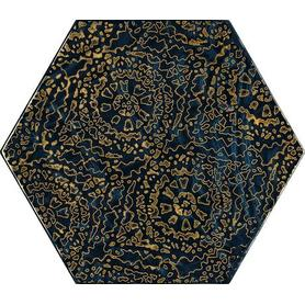 URBAN COLOURS BLUE INSERTO SZKLANE HEKSAGON A 19,8X17,1 G1 (9.000)