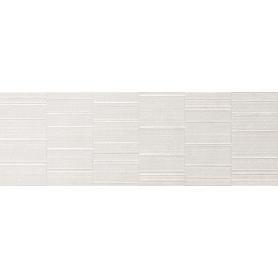 CROMAT-ONE PATTERN WHITE  (69727 Ant) 40 X 120 rekt. gat.1 79505 (1,44)