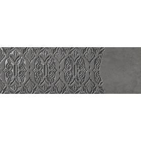 CROMAT-ONE DEC.POSITIVE CARBON  40 X 120 rekt. gat.1 80066 (1,44)