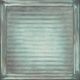 GLASS BLUE BRICK   20,10X20,10 gat.1 (0,89)