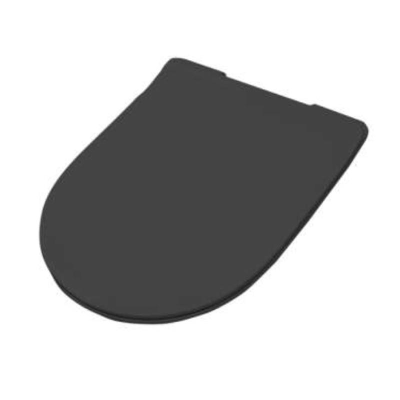Art Ceram File 2.0 deska sedesowa wolnoopadająca czarny mat FLA014