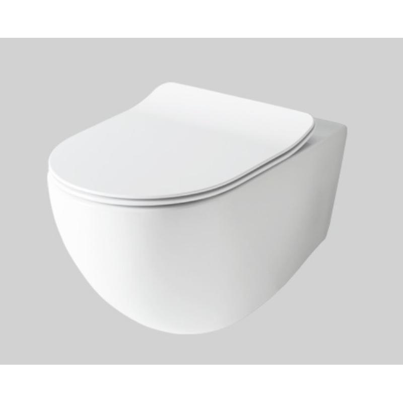 Art Ceram File 2.0 miska WC wisząca Rimless białaFLV004