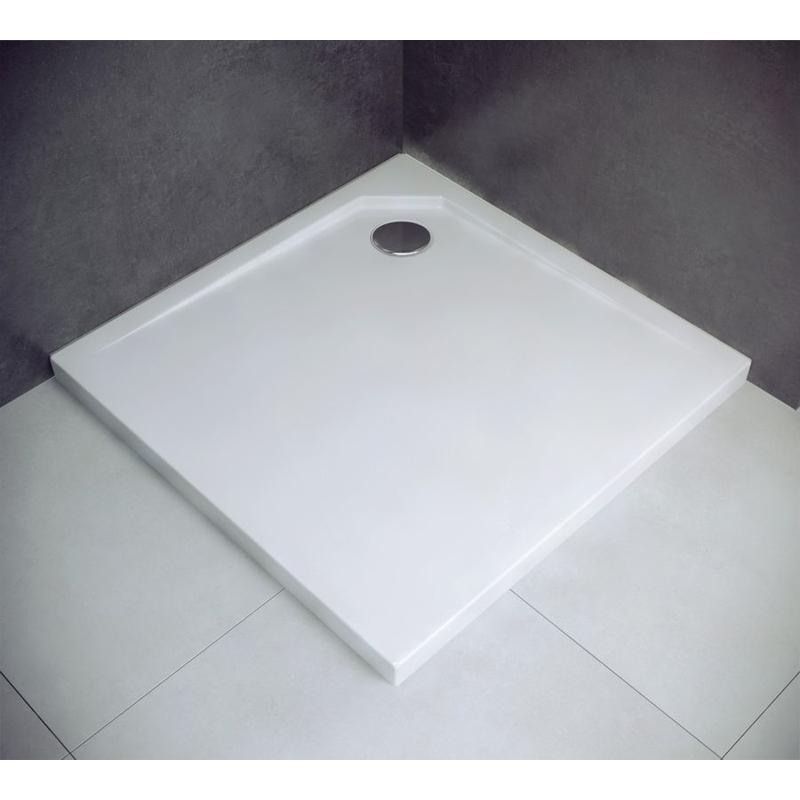 ACRO ULTRASLIM brodzik kwadratowy 90 x 90 BMAC-90