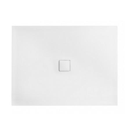 NOX ULTRASLIM brodzik prostokątny biały 110 x 90 BMN110-90-BB