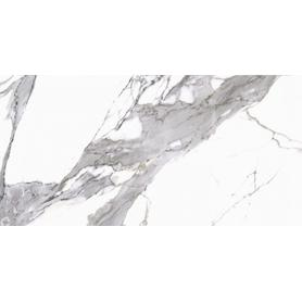 GRES CALACATTA WHITE POLER  1197x597x8 (1,43)
