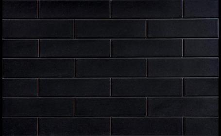 ELEWACJA NERO SZKLIWIONA 245x65x6,5 (0,5m2.)