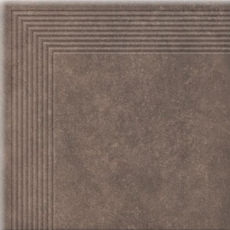 STOPNICA  NAROŻNA COTTAGE CARDAMOM 300x300x9(8)