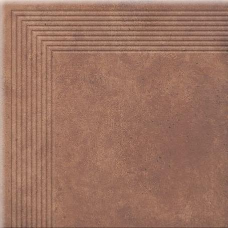 STOPNICA  NAROŻNA COTTAGE CHILI 300x300x9(8)