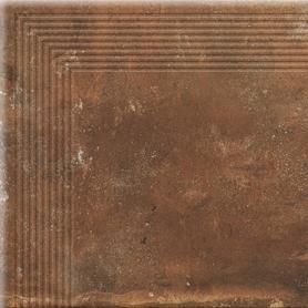 STOPNICA NAROŻNA PIATTO RED  300x300x9 (8szt)