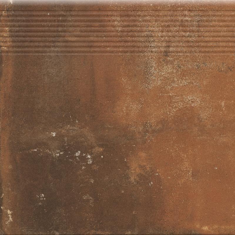 STOPNICA PIATTO RED  300x300x9 (8szt)