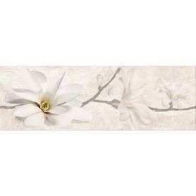 CENTRO STONE FLOWERS BEIGE 25X75 G1 OD683-006