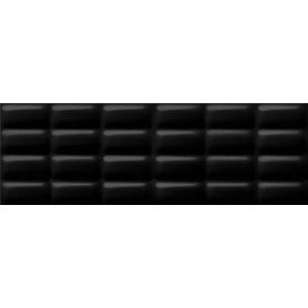 ŚCIANA BLACK GLOSSY PILLOW 25X75 G1 (1.12) OP684-002-1