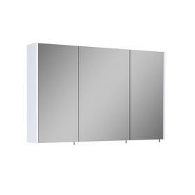 SZAFKA WISZĄCA Z LUSTREM NEW 100 3D WHITE (30/40/30) TECHNOBOX 904547T
