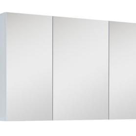 SZAFKA WISZĄCA Z LUSTREM 100 3D WHITE (30/40/30) 904511