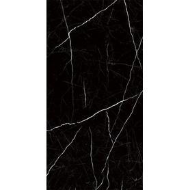 Gres Szkliwiony Marquina Nero Polerowany High Glossy 120X60 1gat.(1,44)