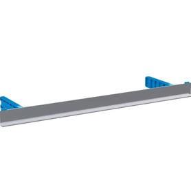 Zestaw wykończeniowy uniwersalny do natrysków z odpływem ściennym 19 x 294 mm
