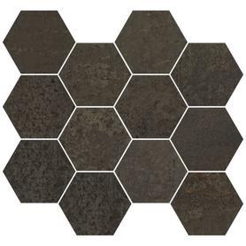 METALLIC BROWN NAT MOS HEX    28,00X30,00 gat.1(0,588)