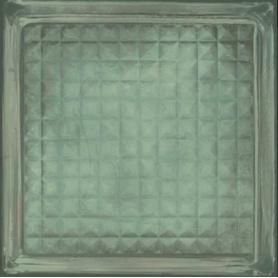 GLASS GREEN BRICK   20,10X20,10 gat.1 (0,89)