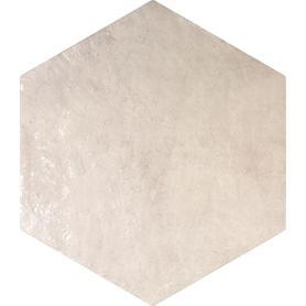 PAV. HEXAG 32X36,8 AMAZONIA OFF WHITE 220969(0.98)