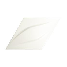 ROMBO 15X25,9 BLEND WHITE MATT 218259(0,54)