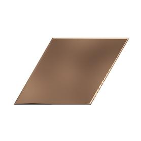 ROMBO 15X25,9 AREA COPPER GLOSSY 218346(0,66)