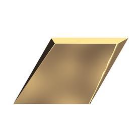 ROMBO 15X25,9 DROP GOLD GLOSSY 218350
