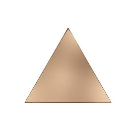 TRIANG. 15X17 LAYER COPPER GLOSSY 218358