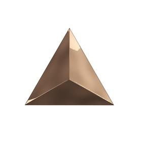 TRIANG. 15X17 LEVEL COPPER GLOSSY 218361