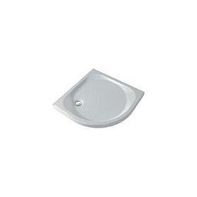 BRODZIK XENO 90x90 cm półokr.ceramiczny - XBN1390000