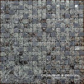 MOZAIKA GLASS & STRONE 300X300 8 MM NR 11