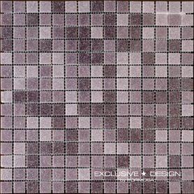 MOZAIKA GLASS 330X330 P 4 MM NR 5
