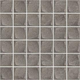 MINIMAL STONE GRAFIT MOZAIKA PRASOWANA K.4,8X4,8  29,8X29,8 G1