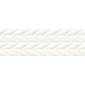 ŚCIANA FRENCH BRAID WHITE STRUCTURE 29X89 G1 (0,77)