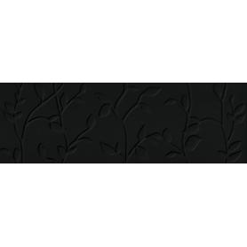 ŚCIANA WINTER VINE BLACK STRUCTURE 29X89 G1 (0,77)