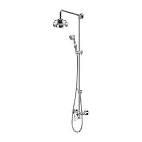 ART DECO system prysznicowy natynkowy, chrom      AD5144CR