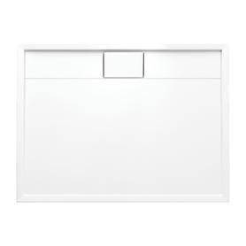 BROOKLYN brodzik prysznicowy akrylowy, prostokątny, 90x120cm, biały połysk     BROOKLYN90/120/PBP