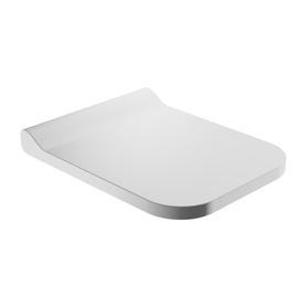 FONTANA deska wolnoopadająca z duroplastu, do miski FONTANA, biały połysk   FONTANADEBP