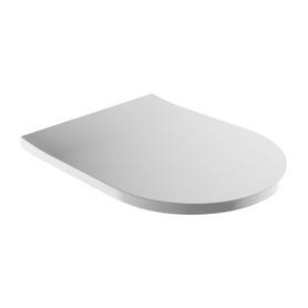 TAMPA deska wolnoopadająca z duroplastu, do miski TAMPA, biały połysk   TAMPADEBP