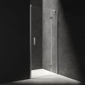 MANHATTAN drzwi prysznicowe uchylne, 90cm, chrom/transparentny      ADP90XLUX-TCRTR