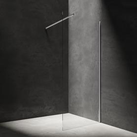 MARINA kabina prysznicowa walk-in, 100cm, chrom/transparentny      DNR10XCRTR