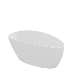 BARCELONA wanna Marble+, 170x77x62cm, biały mat      BARCELONAXLBM